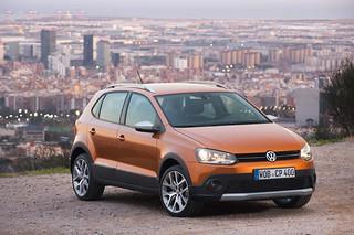 Volkswagen CROSS POLO @ Geneva 2014