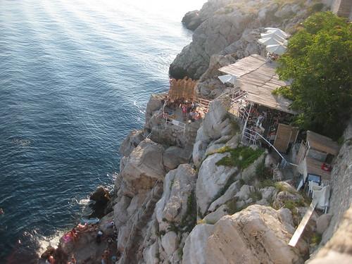 Cafe Buza, Dubrovnik