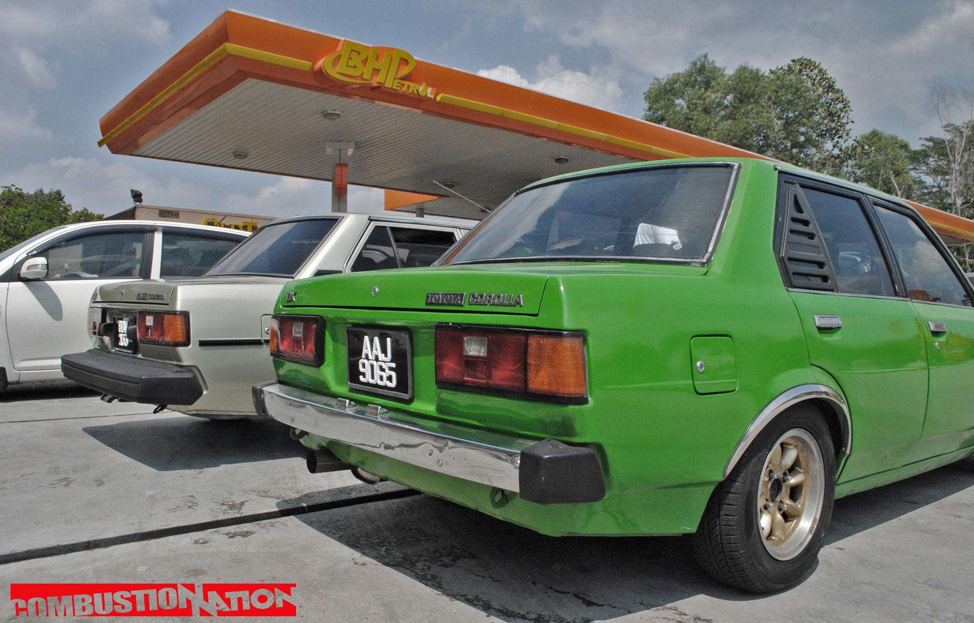 KE green
