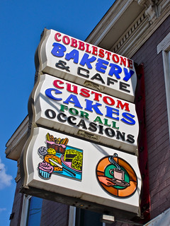 Cobbleston Bakery and Cafe, Richmond, VA