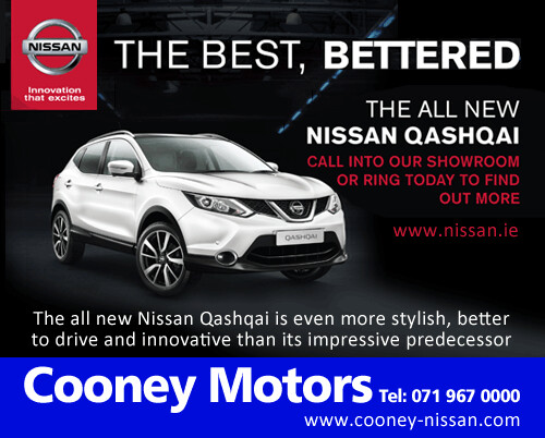 Cooney Motors Qashqai Bettered