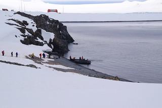 189 Wandeling Halfmoon Island