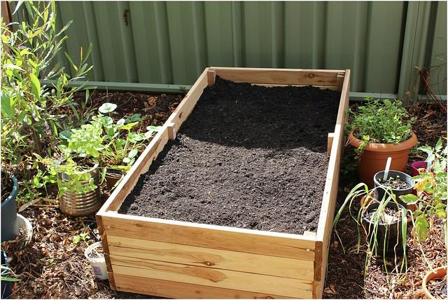 garden bed siap