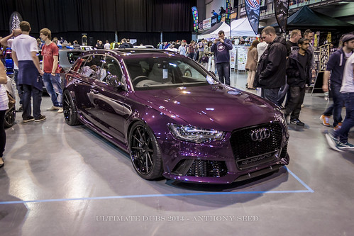 UD Indoors - Audi RS6