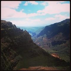 Waimea Canyon #hawaii