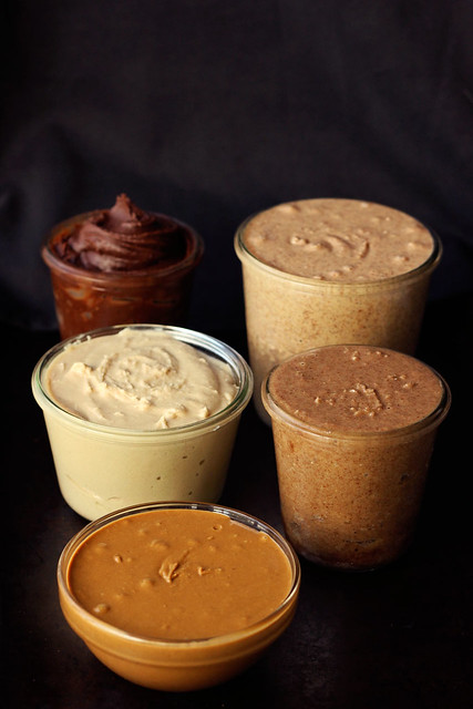 How-to Make Homemade Nut Butters