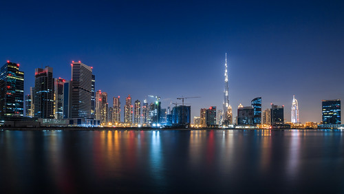 ABM (Another Blue Monday) / Dubai