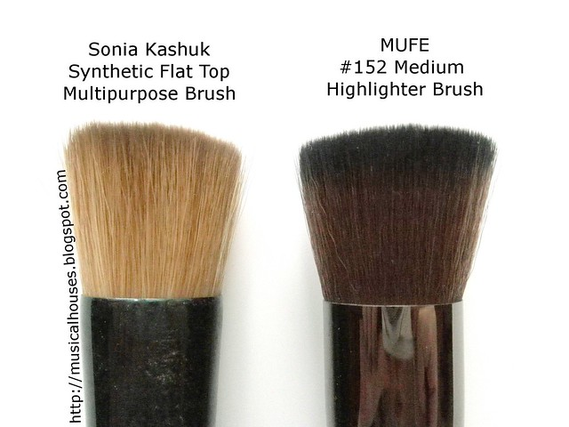 Synthetic Brushes Vs Natural Brushes