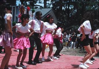 Los Estrellas de Highlands performs - Immokalee, Florida
