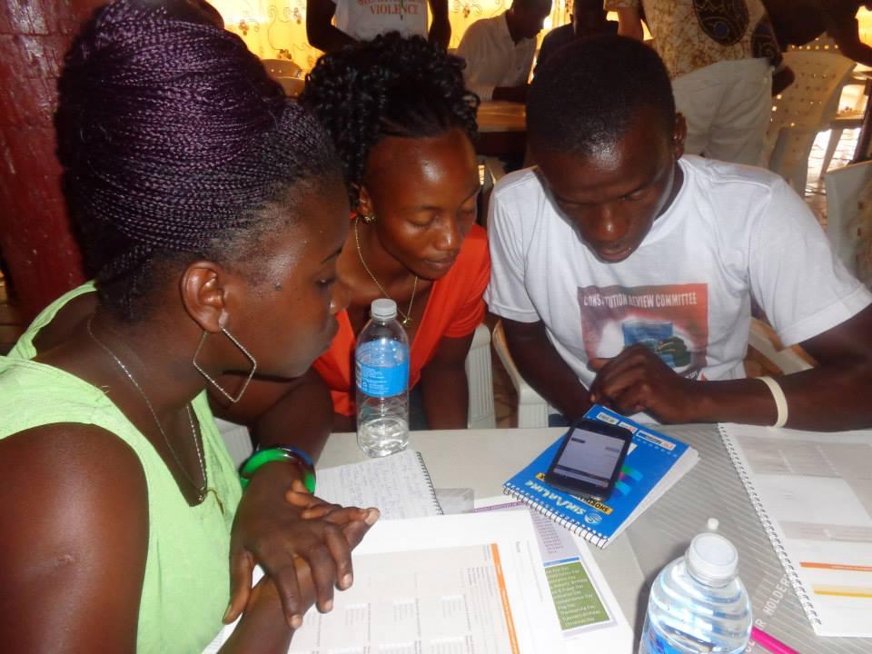Liberia Community Integrity