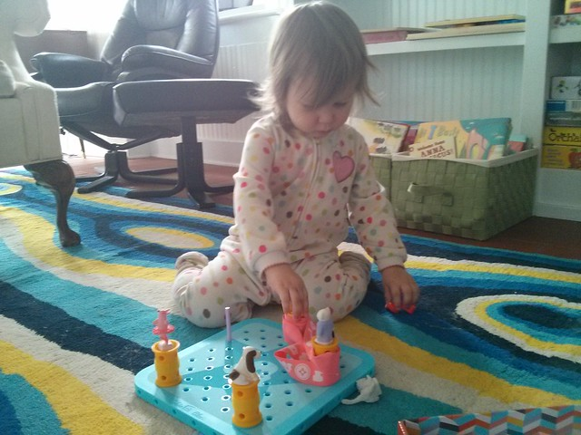 Davis loves Goldieblox