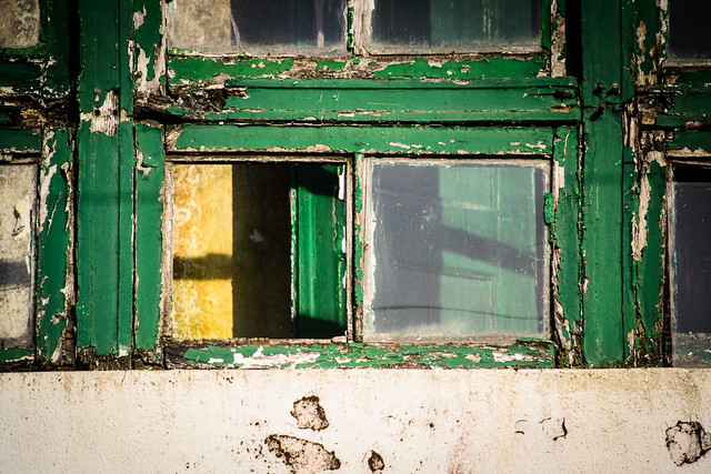 Vella fiestra
