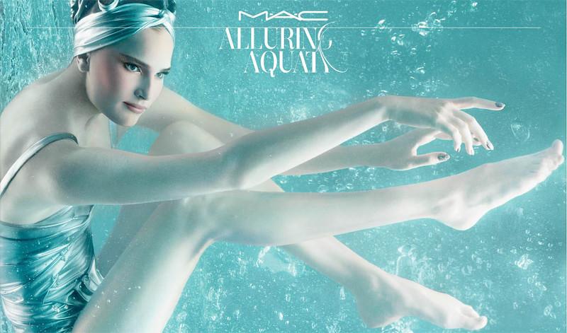 Alluing aquatic promo