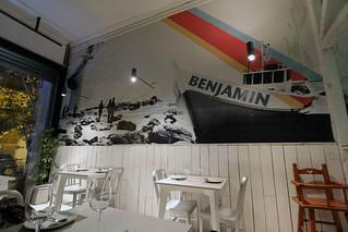Cebicheria Constitucion restaurant 2