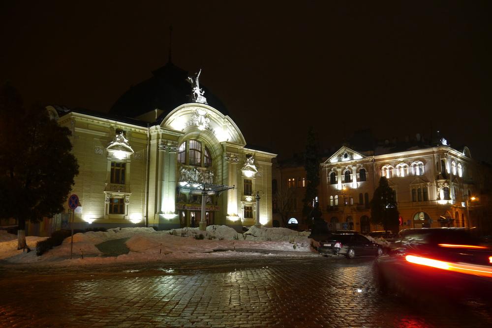 Чернівецький театр ім. О. Кобилянської