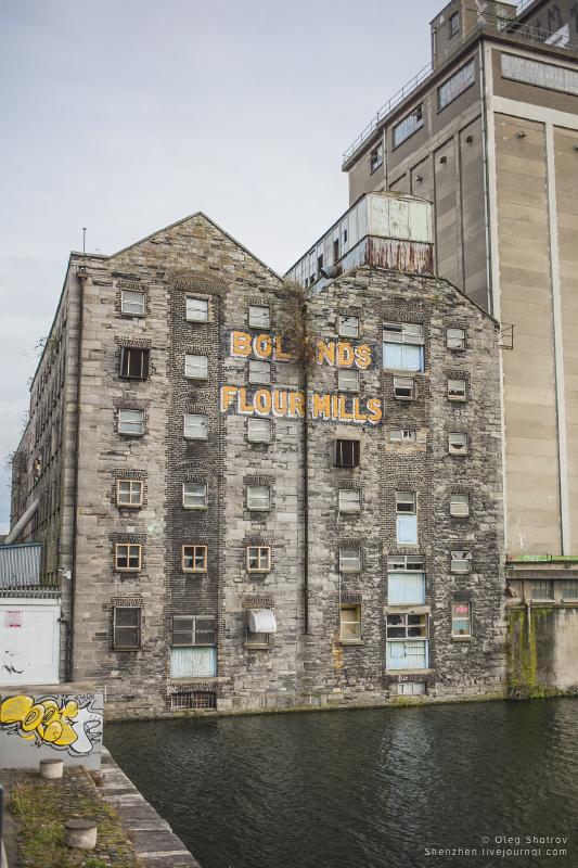 Bolands Flour mills