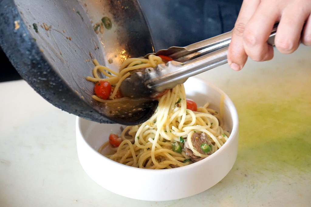ala minute pasta