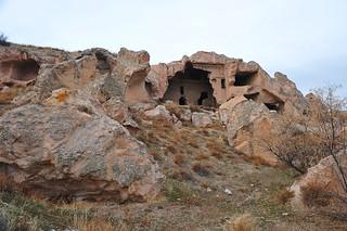 Open Palace, Acik Saray, Gülşehir  -  Cappadocia (Kapadokya, Turkey) 232