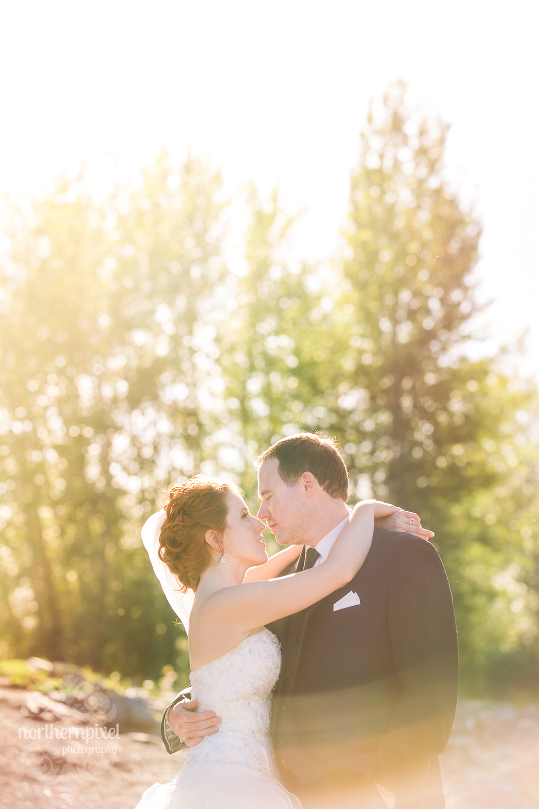 Kendra & Jarrett - Prince George BC Wedding