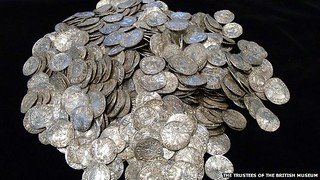 Buckinghamshire Anglo-Saxon coin hoard