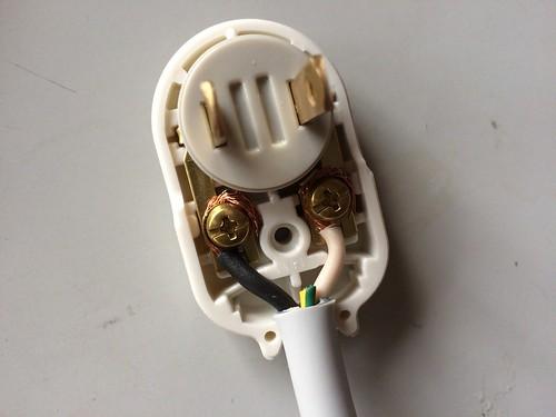 OA 電源タップ改造