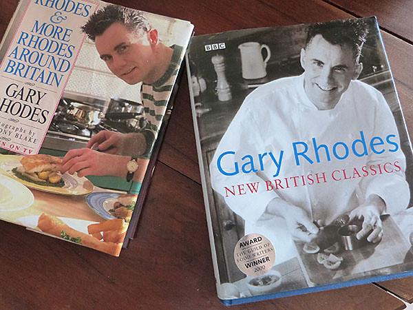gary rhodes books