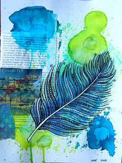 Week 5 - Affirmation Feather