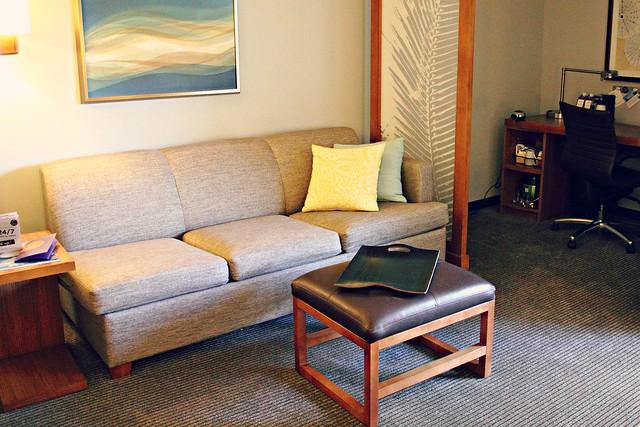 Hyatt Waikiki Deluxe Room