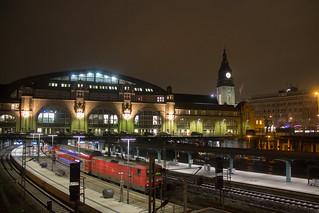 Hauptbahnhof Hamburg