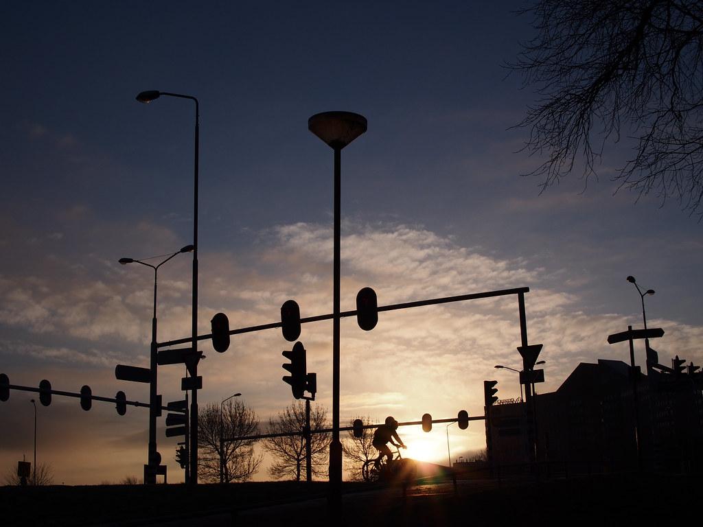 登博斯日出 Den Bosch Sun rise