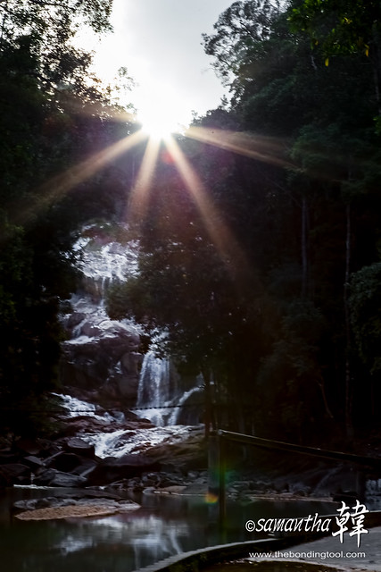 Pandan Waterfall Sungei Lembing