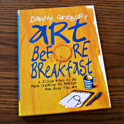 Art Before Breakfast Giveaway