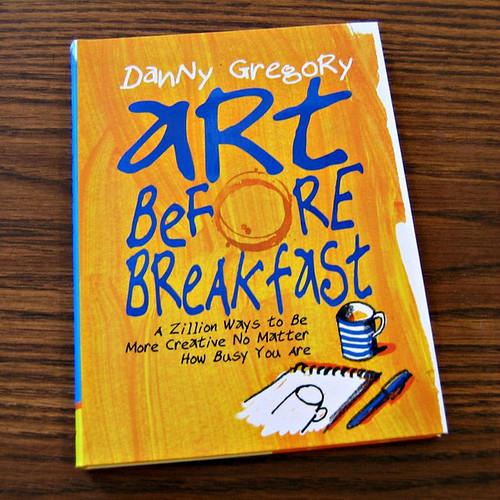 Art Before Breakfast Giveaway