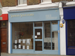 Picture of Simman Solicitors, 83 South End
