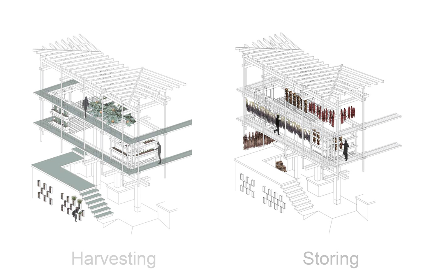 mm_Nest We Grow design by College of Environmental Design UC Berkeley + Kengo Kuma & Associates_22