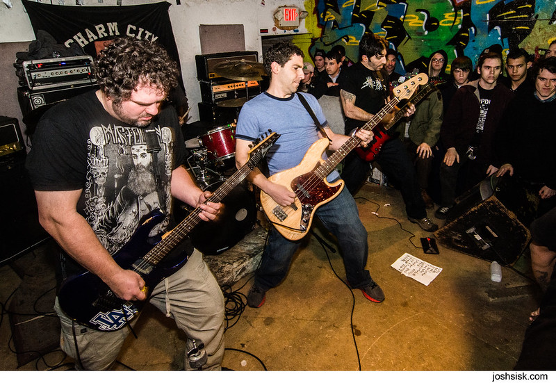 In Cold Blood @ a389 Bash 2015