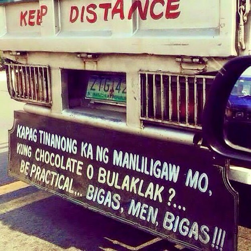 Funny Pinoy signs related to Valentine's Day
