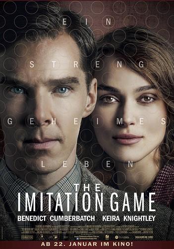 模仿游戏 The Imitation Game (2014)高清中字版下载