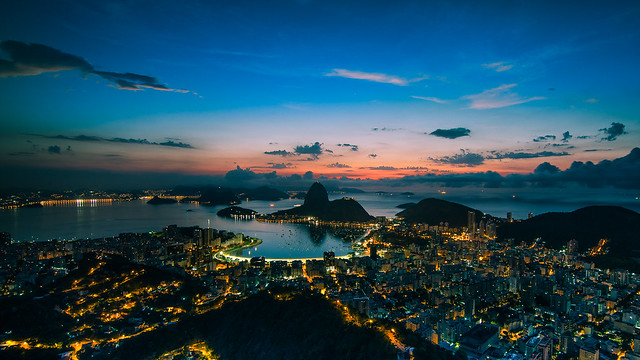 Mirante Dona Marta - Rio de Janeiro - Brazil