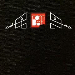 #nomBat  #BookCover #Logo #Design  #SantaCruz