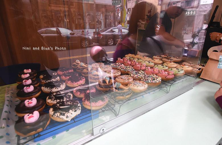 彰化員林JUICY DONUT創意造型甜甜圈05