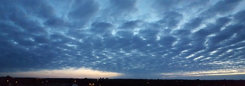 sunset skyline bartlesville soonerpark cloudsstormssunsetssunrises galaxys6 soonerparktower