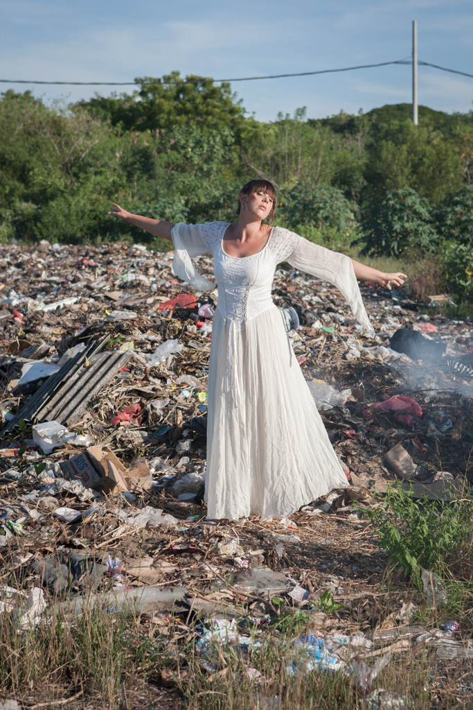 Trash the Dress by Castaway with Crystal-2