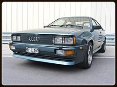 Audi Quattro WR