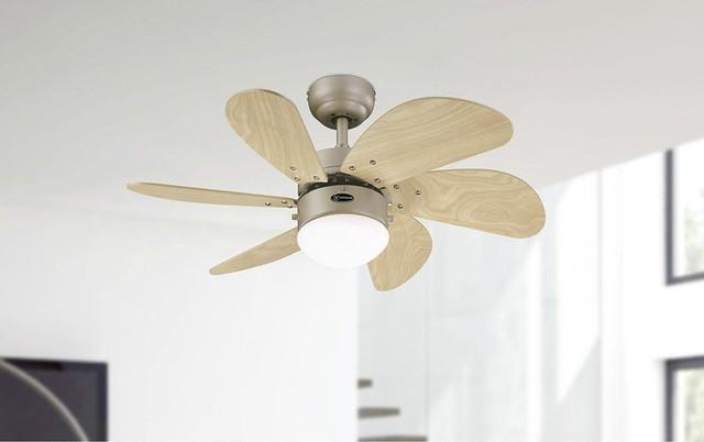 ventiladores de techos baratos