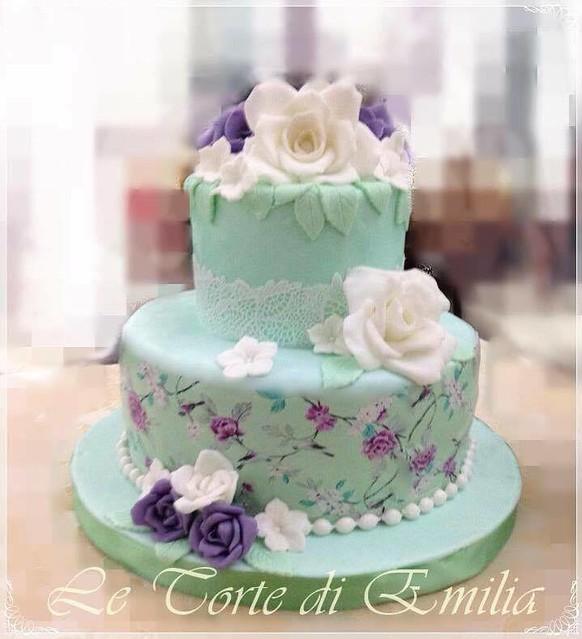 Francesco Carlucci's Beautiful Cake