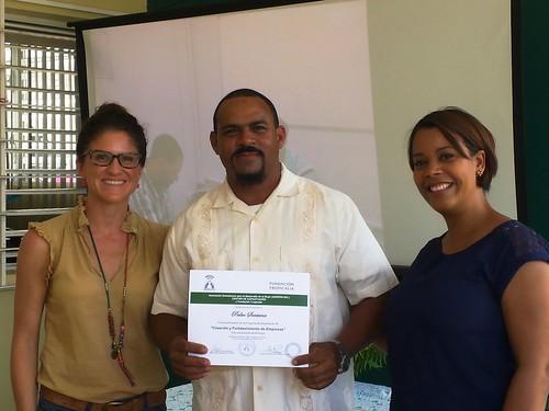 Certificación Pedro E. Santana