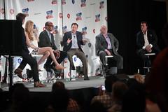 Ann Coulter, Eugene Robinson, Rick Tyler, John Ratzenberger & Robert Davi