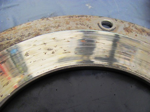 Clutch Compression Ring