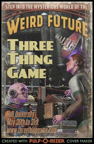 Three Thing Game May